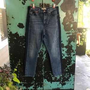 Madewell Jeans - •Madewell 'Tuxedo' Jean•